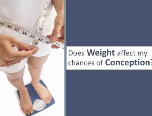 Does weight affect my chances of conception?