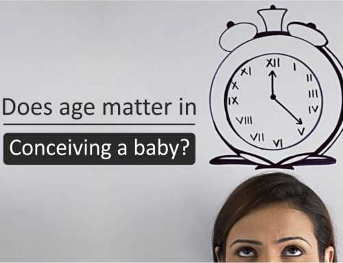 Does age matter in conceiving a baby?